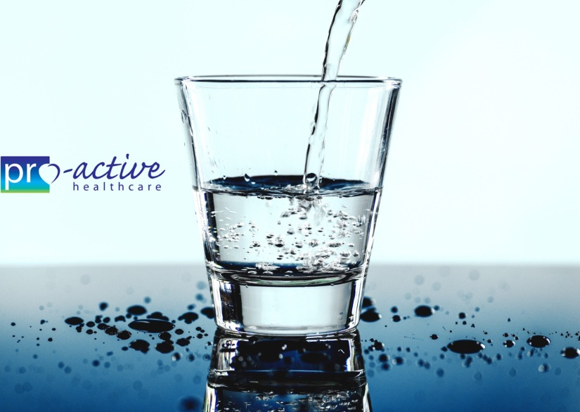 Alkaline Water & the process of aging