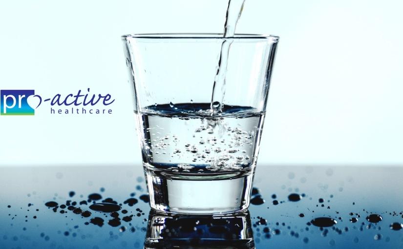 Alkaline Water & the process ofaging